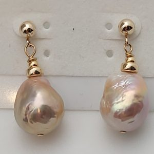 Item 103EP Pearl Gold bronze