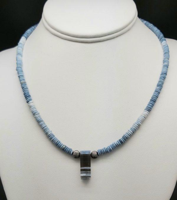 Item 108NO Owyhee Opal with Owyhee Pendant
