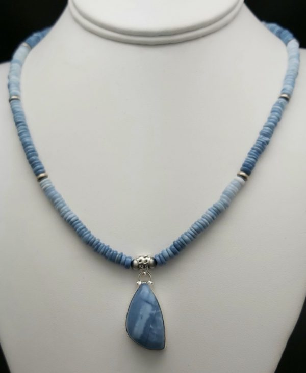 Item 112NO Owyhee Opal with Pendant