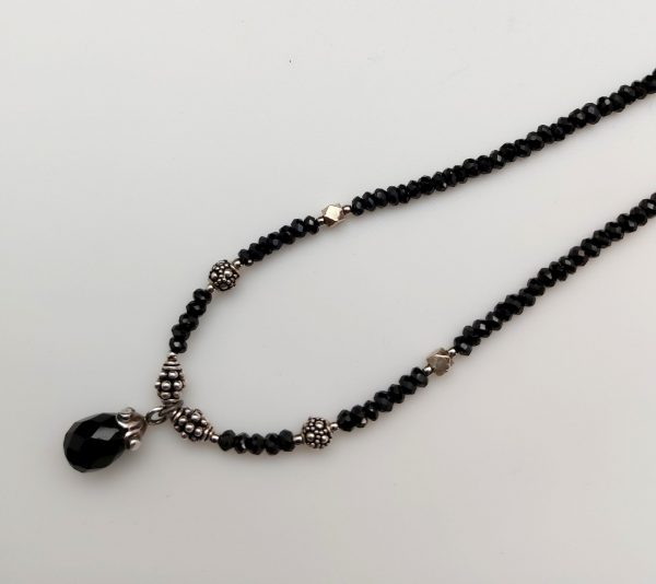 Item 151NS Spinel with Pendant