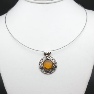 Item 118PA Amber
