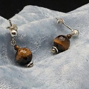 Item 121ET Tigers eye