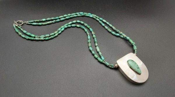 Item 165NT Turqouise with Pendant