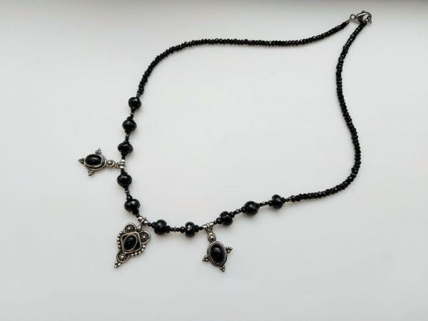 Item 183NS Spinel with Charms