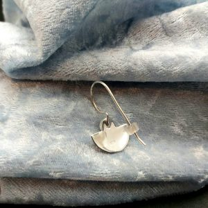 Item 137EP Silver with Freshwater Pearl