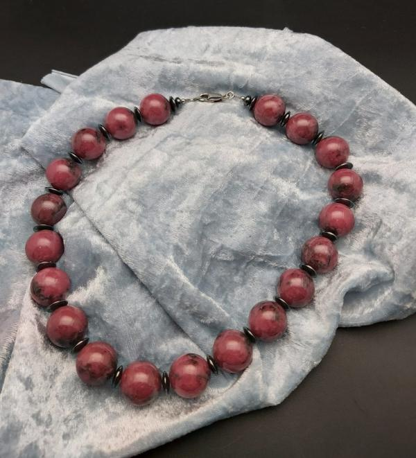 Item 321NR Rhodonite