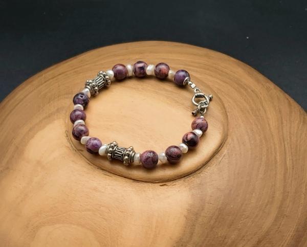Item 177BC Purple Crazy Lace Agate