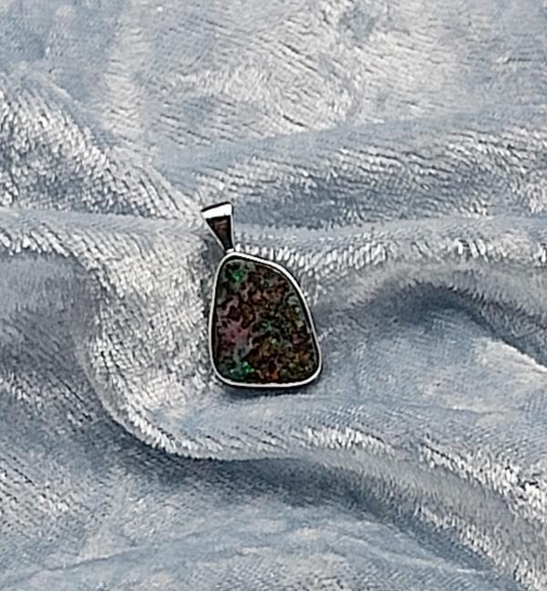 Item 180PO Boulder Opal