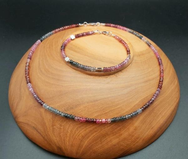 Item 188BS Spinel multicoloured