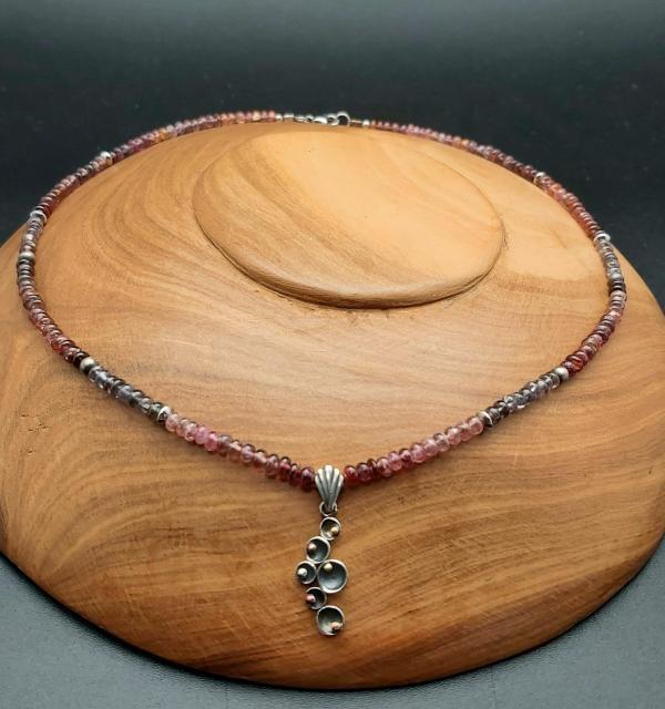 Item 417NS Spinel multicoloured
